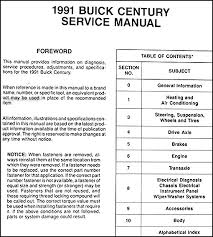similiar 1991 buick century engine diagram keywords 1991 buick century repair shop manual original
