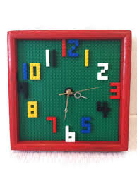 lego furniture for kids rooms. kids wall clock bedroom decor childrenu0027s furniture lego for rooms
