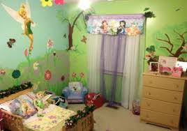 Charming Tinkerbell Bedroom