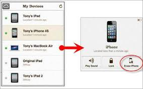A Complete List To Reset Iphone Password