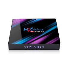 Купить Смарт ТВ (Smart TV) приставка <b>h96 Max</b> 4Gb / 32Gb по ...
