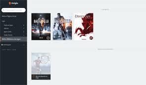 Others - Conta Origin com BattleField 4 ...