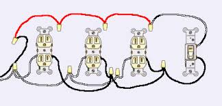 wiring how do i wire a switched outlet with the switch Wiring Diagram For Multiple Outlets enter image description here wiring diagram for multiple gfci outlets