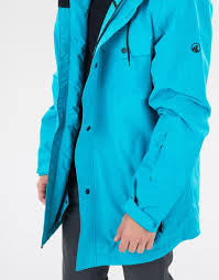 Ripzone Jacket Size Chart Turquoise Parka Jacket Ripzone View All Clothing Men