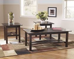 Lewis Kitchen Furniture Buy Ashley Furniture T309 13 Lewis 3 Piece Coffee Table Set
