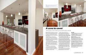 Kitchens  Bathrooms Quarterly A Cove To Covet - Kitchens bathrooms