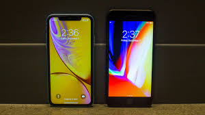 Iphone 8 And X Comparison Chart Iphone Xr Vs Iphone 8 Plus Which Iphone Should You Buy Cnet