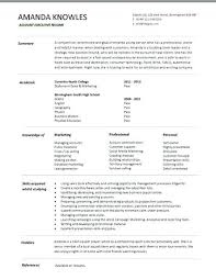 Libreoffice Resume Template Office Resume Templates Libreoffice
