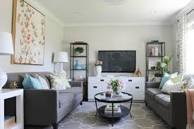 living room decoration idea by chic little house shutterfly