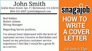 job search tips part how to write a cover letter job search tips part 11 how to write a cover letter