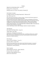 sample resume using bullets Reentrycorps
