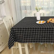 table cloth cotton square minimalist modern art fresh coffee table tablecloth custom 60 90cm 100 140cm 140 140cm table clothing decorations cute tablecloths