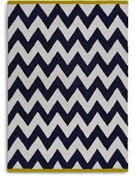 chevron rug navy blue x area rugs erugs