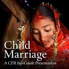 infoguide child marriage