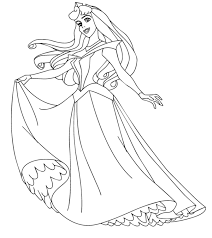 Beautiful disney character coloring pages 79 for your free. Top 25 Disney Princess Coloring Pages For Your Little Girl