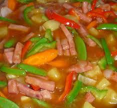 Turkey Ham Leftover Recipes Hawaiian Sweet Sour Ham Recipe Quick Cooking