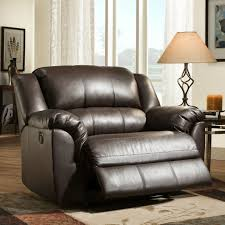 oversized recliner large recliners mathis brothers recliners