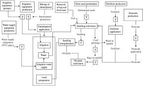 Flow Chart For Cultivation Of Oil Palm Seedlings Download