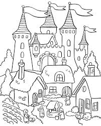 Small Picture Best Coloring Pages Houses Homes Contemporary New Printable
