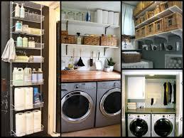 Small Laundry Room Organization Tips - DIY Home Organization Ideas - YouTube