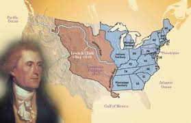 Image result for the territory of the Louisiana Purchase.