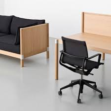 office furniture interior design. bouroullec brothers design cyl office furniture to recall the warmth of home interior