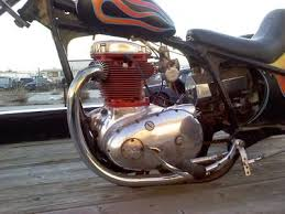 1971 bsa custom trike motorcycle for sale classic bsa rat rod