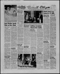 Bothell Citizen January 13, 1955: Page 1
