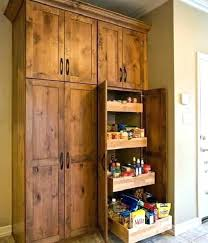 free standing kitchen pantry cabinet freestanding image of home depot f