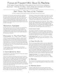 Deus Ex Design Document Focus On Freeport 14 Deus Ex Machina Freeronin Com