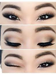 best ideas for makeup tutorials picture description neutral smokey eye prom makeup