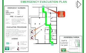 Evacuation Plan Sample Flood Evacuation Plan Template