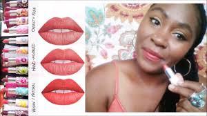 Free mature lipstick videos