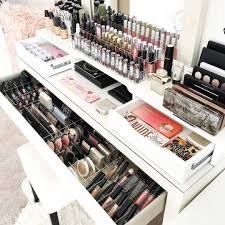 474 likes 12 comments vanity collections vanitycollections on instagram the most perfect layout for your ikea malm dressing table