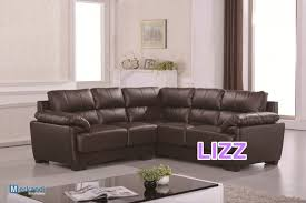 modern living room l shaped leather