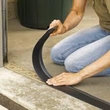 garage door seal stripStorm Shield Garage Door Threshold Garage Door Seal  GARAGE