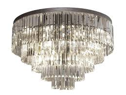 crystal glass chandelier flush glass crystal chandelier drops