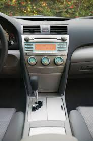 2009 Toyota Camry SE Center Console - Picture / Pic / Image