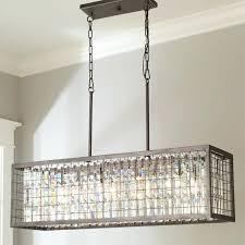 rectangular glass drop chandelier vintage rectangular chandeliers led