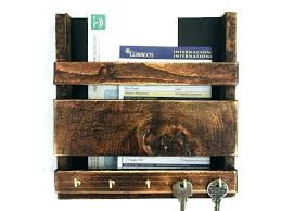 wall mounted mail organizers wall letter holder key rack for wall letter holder wall wall hanging