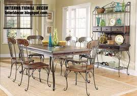 wrought iron furniture indoor. Modren Iron Wrought Iron Indoor Furniture Attractive Dining Room Chairs With  Throughout T