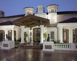 architect for ultra custom luxury homes and plan designs for european villas castles manors and palaces custom details