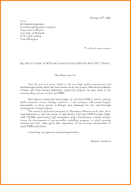 Letter Of Support Sample Awesome Collection Of 24 Letter Of Support Sample About Cover Letter 13