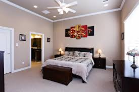 cream wall paint walls interiors ceiling fans with lights for bedrooms with cream