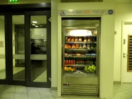 Vending Machines Manchester Cool One Of The Vending Machines Picture Of Ibis Budget Manchester