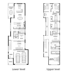 today on floor plan friday i have this narrow but large 2 y home with 5 bedrooms plus a study and 3 living es