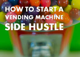 Gumball Vending Machine Business Adorable Matt's Passive Income Empire Started With Just 48 And A Bag Of