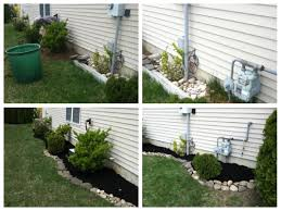 ... Fetching Rock Landscaping For Garden And House Backyard Decoration :  Gorgeous House Backyard Decorating Design Ideas ...