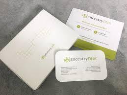 i was so lucky to get a dna kit as a gift for and a few weeks ago i finally got my ancestry dna results back
