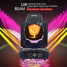 Sharpy Dmx Chart Sharpy Beam Lyre 260w Moving Head Light Beam 10r For Dj